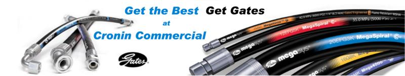 Gates Hydraulic Hose at Cronin Commercial